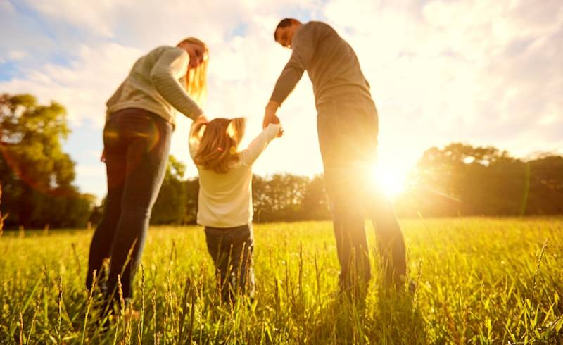 Vloge otrok, če v družini ni varnosti