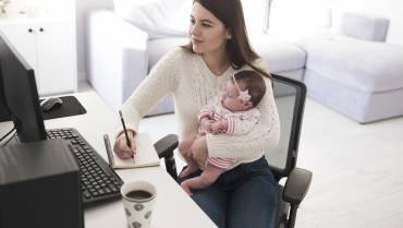 Matere se utapljajo v stresu